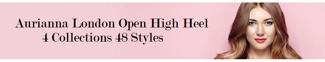 Open High Heels