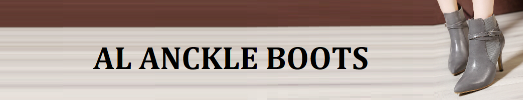 Anckle Boots
