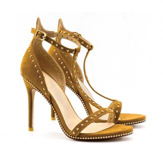 Star Gloria Strap High Heel