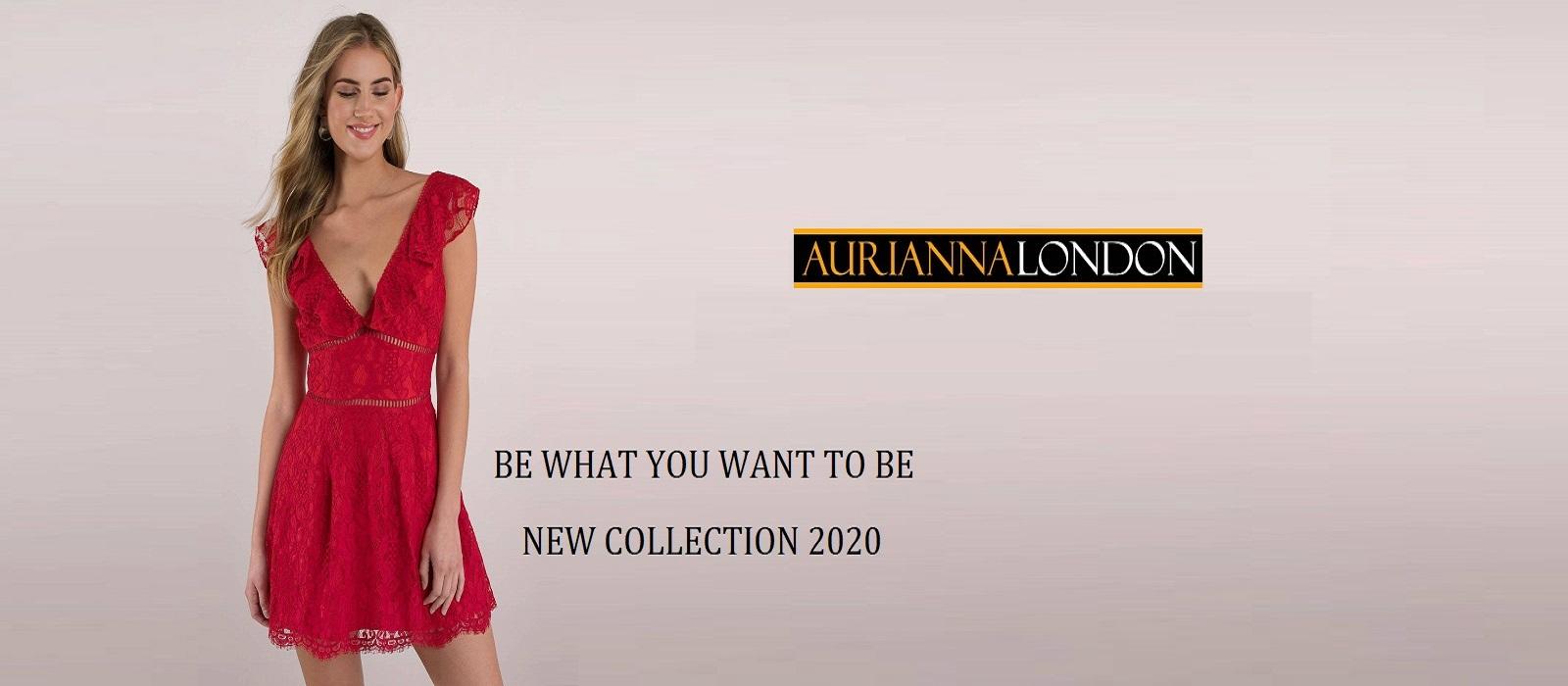 Aurianna London  Robes
