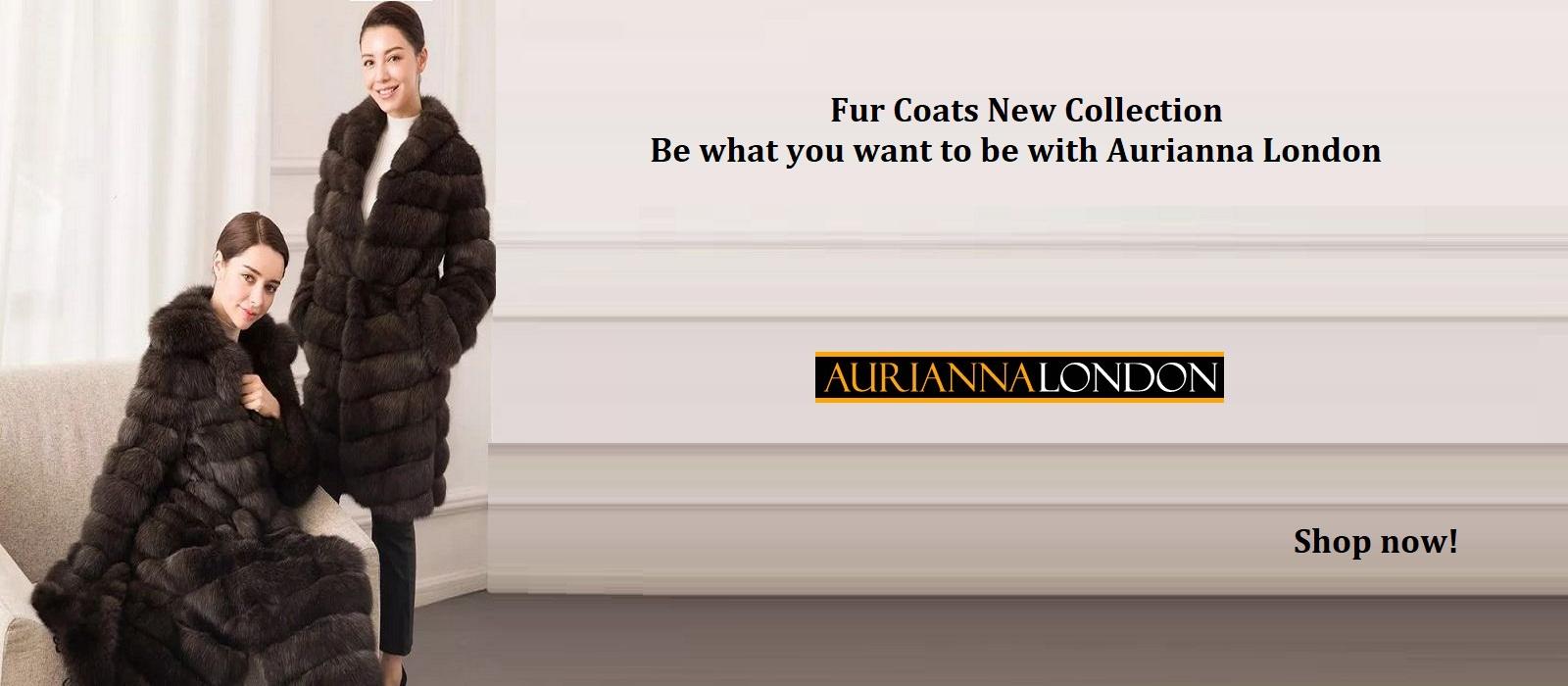 Aurianna London Russian  Coat