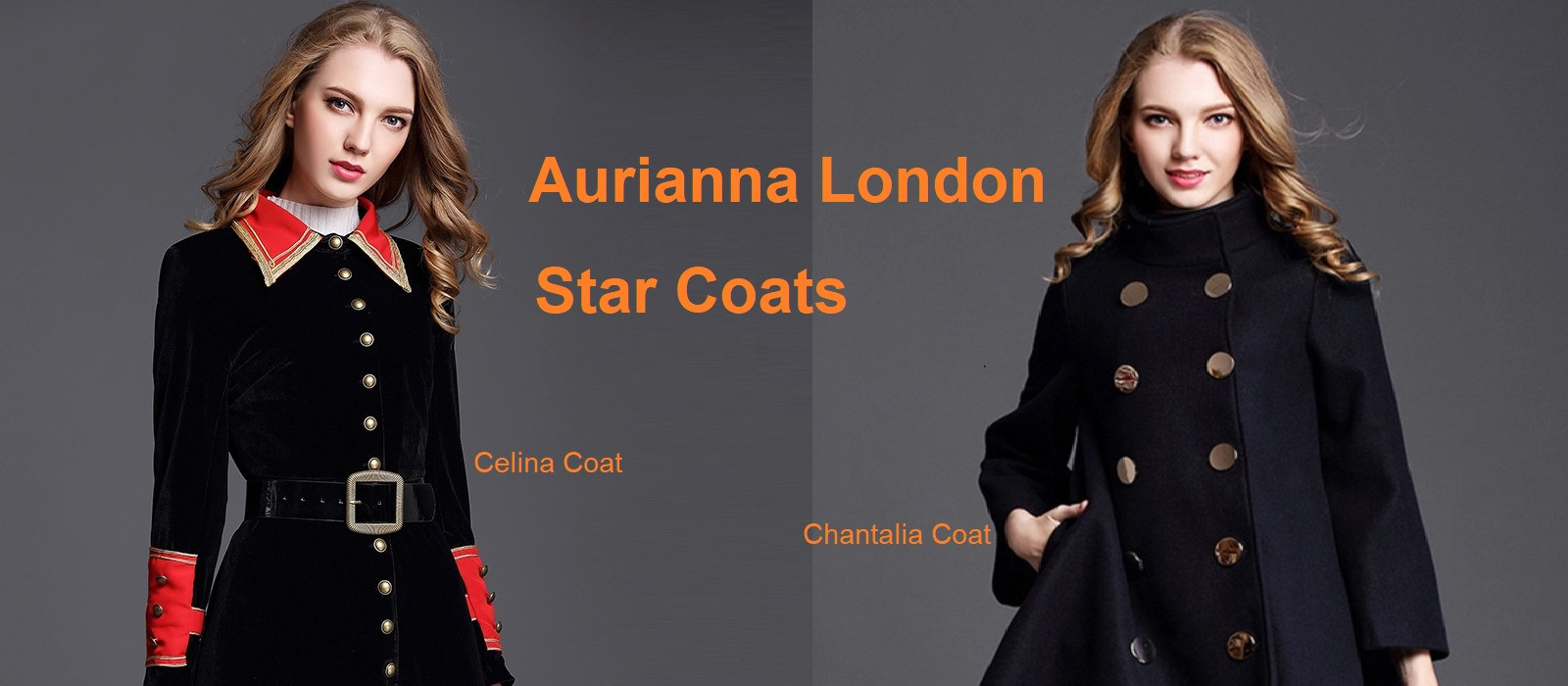 Aurianna London Star Coat
