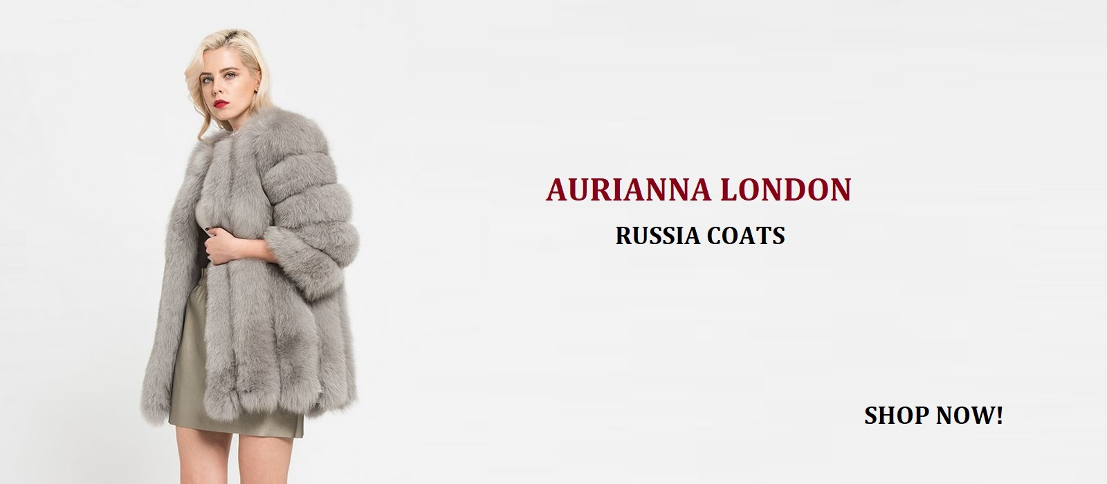 Aurianna London Russian  Coat